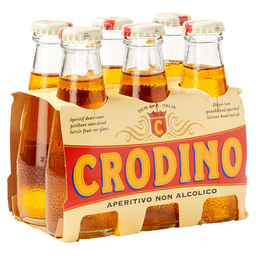 CRODINO NON-ALCOHOL 6X10CL