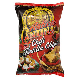 TORTILLA CHIPS CHILI ANTICA CANTINA