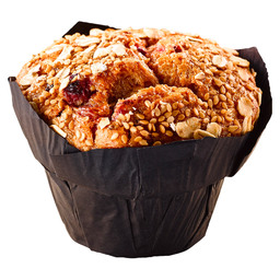 MUFFIN SUPERFRUIT BLACK LABEL 130GR