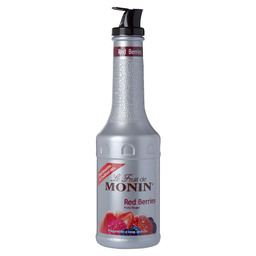 LE FRUIT DE MONIN RED BERRIES