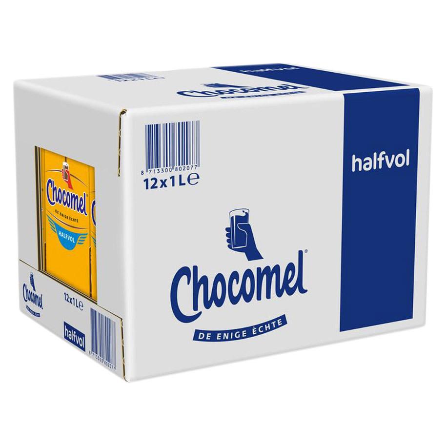 CHOCOLADEMELK HALFVOL 1L