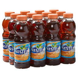 NESTEA PEACH 50CL PET FLES