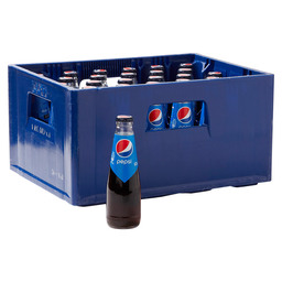 PEPSI COLA REGULAR  20CL