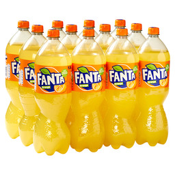 FANTA ORANGE REGULAR 1,5L