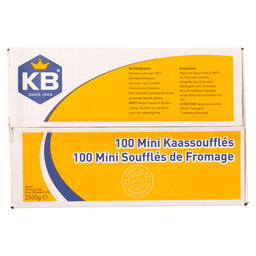 KAASSOUFFLE MINI 25GR