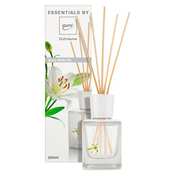 FRAGRANCE DIFFUSER WHITE LILY