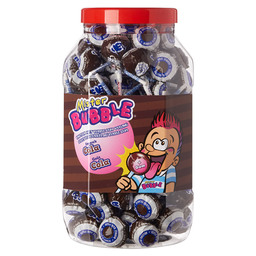 MISTER BUBBLE WITH COLA FLAVOUR