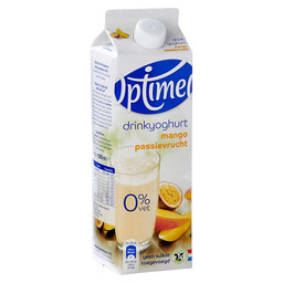 OPTIMEL DRINK MANGO/PASSIEVRUCHT