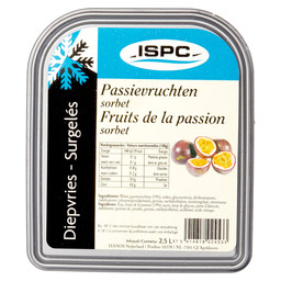 ISPC SORBET PASSIONSFRUCHT
