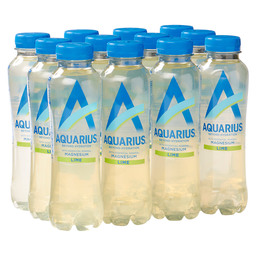 AQUARIUS HYDRATION LIME 40CL PET