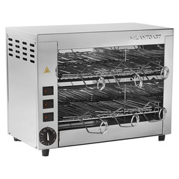 MILAN GRILL FORNETTO  6 X 500W