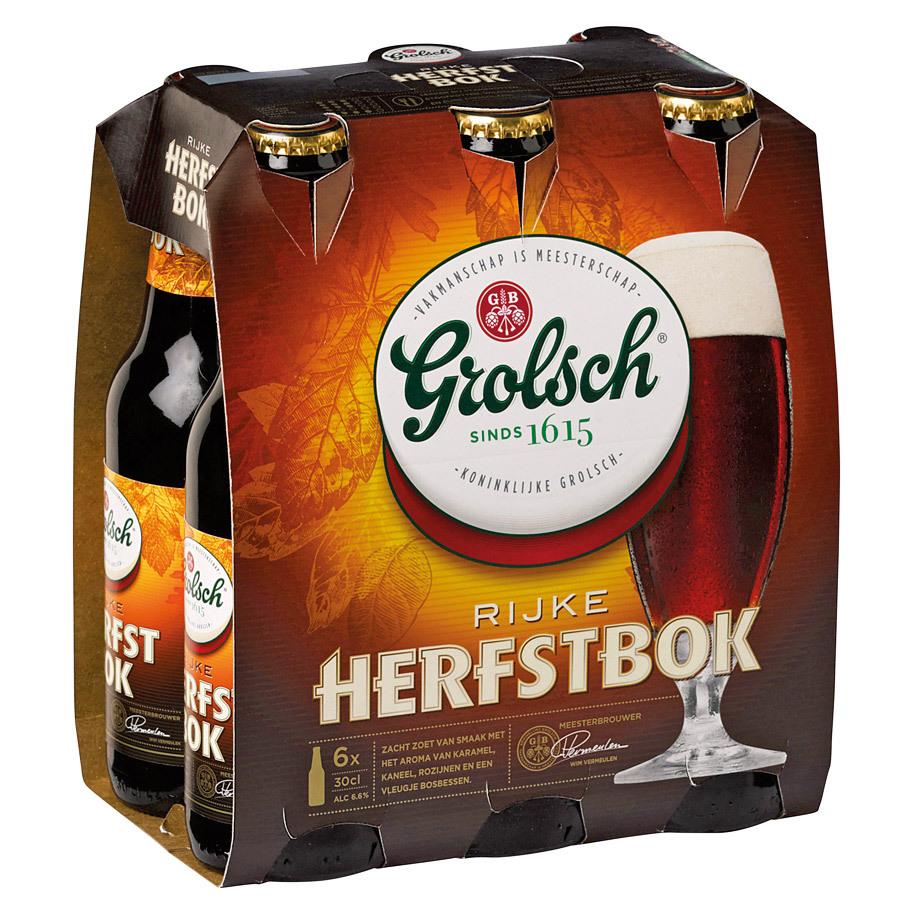 GROLSCH HERFSTBOK 30CL BOKBIER