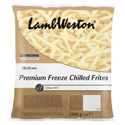 FRITES FREEZE CHILL 10X10MM