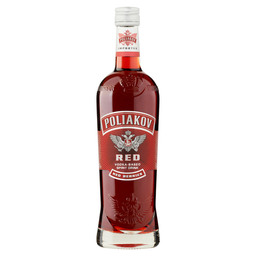 POLIAKOV RED VODKA