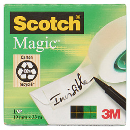PLAKBAND 3M SCOTCH  INVI  VERV: 51002330