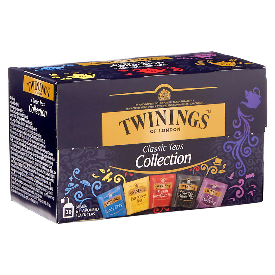 THÉ CLASSIC COLLECTION TWININGS