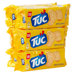 TUC CRACKER LU 100GR