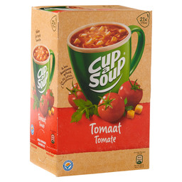 TOMATO SOUP CUP A SOUP CATERING