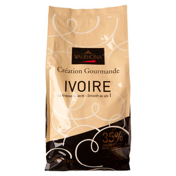 FEVES IVOIRE  VALRHONA