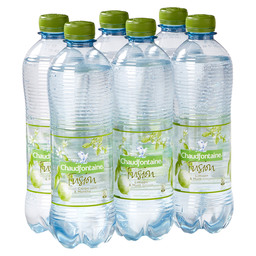 CHAUDFONT. FUSION LIME MINT 0,5L PET