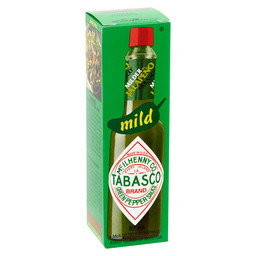 TABASCO SAUCE GREEN PEPPER