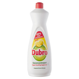 DETERGENT DUBRO LEMON 900 ML
