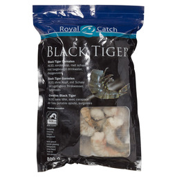 BLACK TIGER HEADLESS PRAWN 16/20