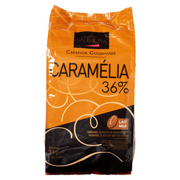 VALRHONA FEVES  CARAMELIA 36%