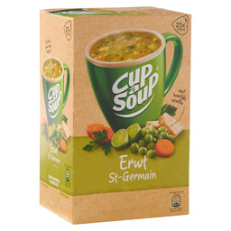 ERWTENSOEP CUP A SOUP CATERING