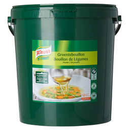 VEGETABLE BOUILLON AUTH. POWDER 500L