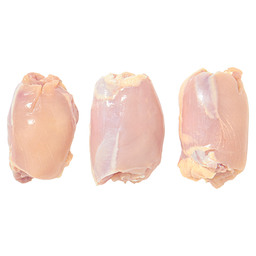CHICKEN THIGH MEAT PACKED