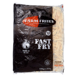 FRITES FAST FRY 10MM