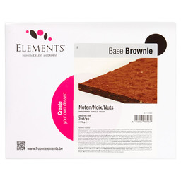 BASE BROWNIE  ELEMENTS