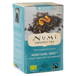 THE AGED EARL GREY BERGAMOTE ASSAM BIO