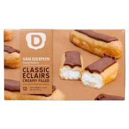 ECLAIRS CHOCOLADE 30GR