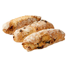 PRUNES/HAZELNUT BREAD 330GR