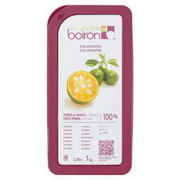 FROZEN FRUIT PUREE KALAMANSI 100%