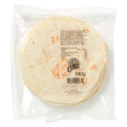 CATERING PLAIN RSO PF FROZEN WRAPS, 18 P