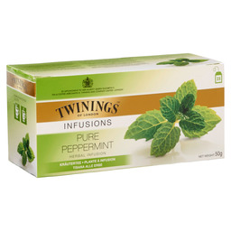 THEE PURE PEPPERMINT  TWININGS