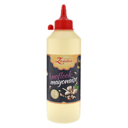 OF ZAANDAM GARLIC MAYONNAISE