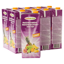 JUICE MULTIVITAMIN 1,5L FRUIT ACTION