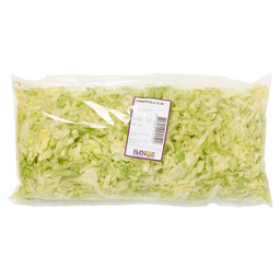 LETTUCE ICEBERG FINELY SHREDDED