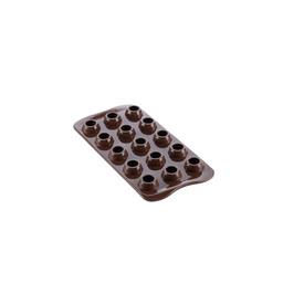 SILICONEN MAL SCG53 3D N.15 CHOCO DROP
