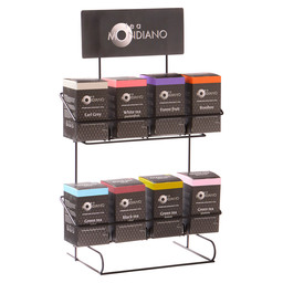 MONDIANO STEELWIRE DISPLAY 8 COMPARTMENT