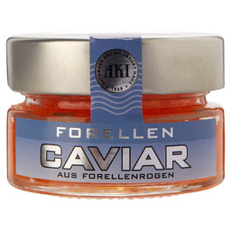 TROUT CAVIAR ORANGE