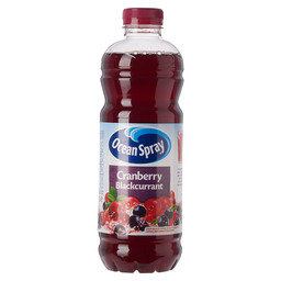 OCEAN SPRAY JUICE CRANBERRY BLACKCURR.