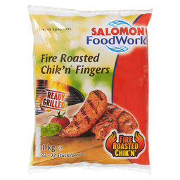 FIRE ROASTED CHIK'N FINGERS 22-32ST