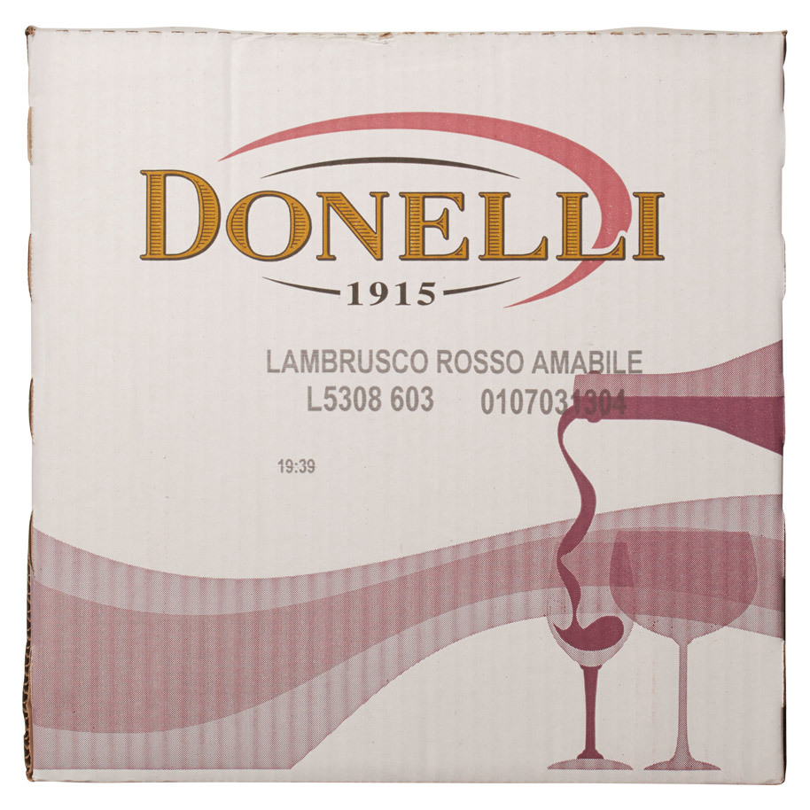DONELLI LAMBRUSCO ROOD 150 CL