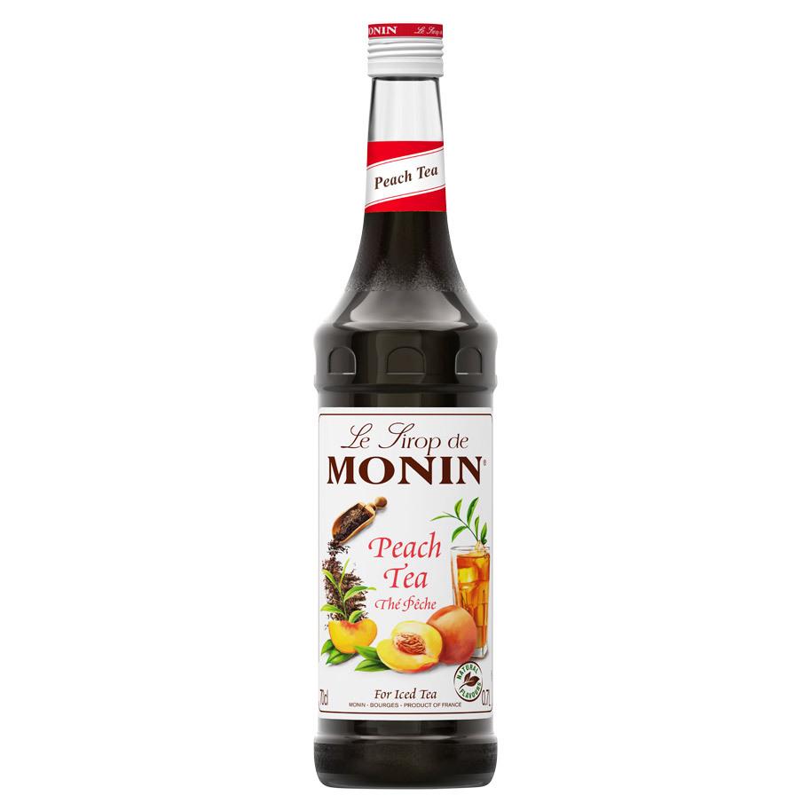 MONIN PEACH TEA