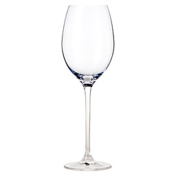 WINE GLASS 400ML BLUE LUCENTE